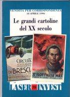 Laser Invest. Aprile 1996. SOLO CARTOLINE. - Italiano