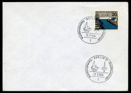 28303) Berlin - SoST-Brief - 1 BERLIN 12 Vom 18.9.1964 - WGLP Gemeinsame Jahrestagung - [5] Berlin