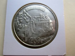 Luxemburg 250 Franc 1963 - Luxemburgo