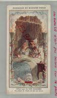 LITHOGRAPHIE, PUBLICITE, Vin GIRARD-Chansons Enfantines-Monsieur Et Madame DENIS, Partitions, AVRIL 2013  1227 - Autres