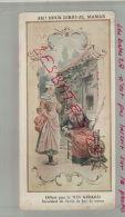 LITHOGRAPHIE, PUBLICITE, Vin GIRARD-Chansons Enfantines-AH! VOUS DIRAI-JE, MAMAN,  Partitions, AVRIL 2013  1233 - Otros