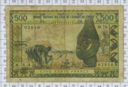 Banque Centrale Des états De L'Afrique De L'Ouest, état TB-TTB - West African States