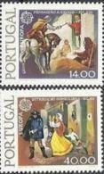 1979 - Portogallo 1421/22 Postino - Profesiones