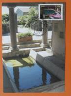 Carte Maximum 2005 Lavoir Tonnerre Yonne (ref 35-28) - 2000-09