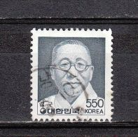 Corée Du Sud YT 1311 Obl : Patriote - 1986 - Korea (Zuid)