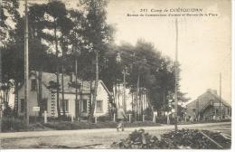 56 Camp De Coetquidan - Bureau Du Commandant D´armes Et Bureau De La Place - Non Classificati