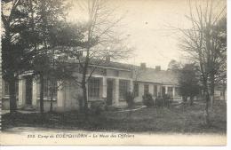 56 Camp De Coetquidan - Mess Des Officiers - Non Classificati