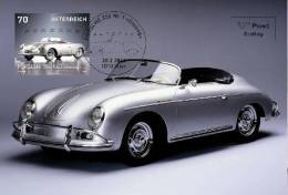 Austria 2013 - SD Autos - Porsche 356 Nr.1 Gmünd Maxicard - Automobili