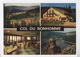 88-LE RELAIS VOSGES ALSACE INTERIEUR BAR RESTAURANT COL DU BONHOMME  -RECTO/ VERSO--E22 - France