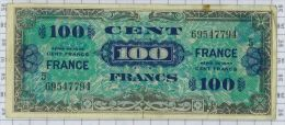 100 Francs Trésor Français , Ref Fayette VF25/5, état TTB - Treasury