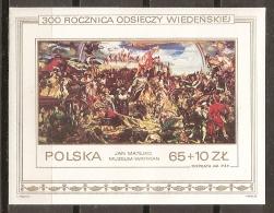 POLONIA 1983 - Yvert #H101 - MNH ** - Blocs & Hojas