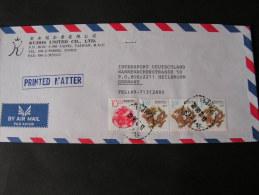== Taiwan ,  Cv. 1996 - Briefe U. Dokumente