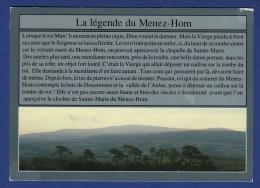 29 PLOMODIERN Légende Du Menez-Hom - Plomodiern