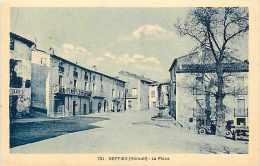 Hérault - Ref A 218 - Neffies - La Place - Carte Bon état - - Otros Municipios
