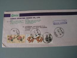 == Taiwan Cv. 2003 - Briefe U. Dokumente