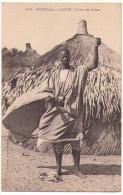 (Sénégal) 089, Fortier 466, Cayor, Fileur De Coton, Dos Non Divisé - Senegal