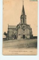 SAINT ANTOINE DES HAUTS BUTTES : L'Eglise. 2 Scans. Edition Gelly - Altri Comuni