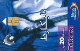 # MOROCCO MAROC TELECOM 3 - Tres Bon Etat- - Maroc