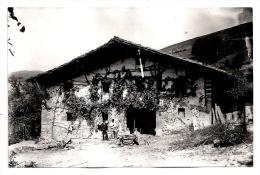 Foto Original  VIZCAYA - Familia De Paisanos Vascos - Caserio Vasco  1929    14 X 9 Cm - Zonder Classificatie