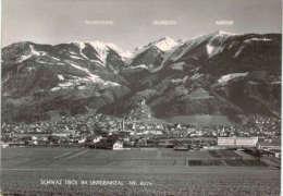 Autriche - Schwaz Tirol Mit Unterinntal - Schwaz