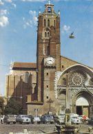 Cp , 31 , TOULOUSE , La Cathédrale St Étienne - Toulouse