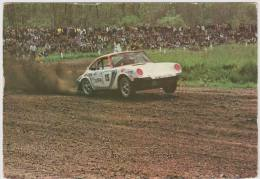 Vive St. Nicolas: PORSCHE 911 - Rallycross - Auto/Car/Voiture - Angers Postmark,France - Voitures De Tourisme