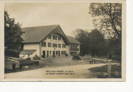 Hotel De La Tourne CHs Perrin Margot Prop. No 847 Edit Perrochet Matile Lausanne Timbrée - NE Neuenburg