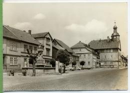 Römhild, Kr. Meiningen, Karl-Marx-Platz Um 1960/1970 Verlag:, Bild Und Heimat-Reichenbach, POSTKARTE Erhaltung: I-II Kar - Meiningen