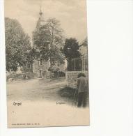 Crupet  Eglise Photographe Au Travail Edit Nels Serie 2 No 2 - Belgique