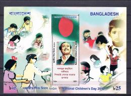 Bangladesh 2010 Sheet Children´s Day - Bangladesh