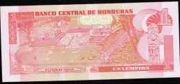 HONDURAS  P84e 1 LEMPIRA 2006 #DN    UNC. - Honduras