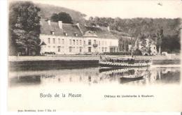 NA561- WAULSORT:  Château De Liedekerke à Waulsort - Belgique