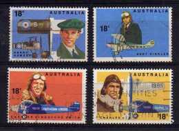 Australia - 1978 - Early Australian Aviators - Used - 1966-79 Elizabeth II