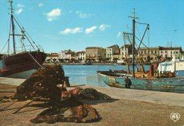 PORT LA NOUVELLE - Aude -Le Port De Commerce. - Port La Nouvelle