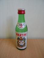 Alcool Mignonnette Vide MARTINI ROSSO - Mignonnettes