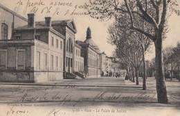 CPA - Alès - Le Palais De Justice - Alès