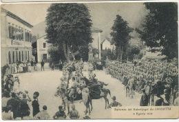 Caporetto Italy Kobarid Partenza Dei Kaiserjager 4 Agosto 1914 No 10532 Oreste Ghidoni WWI - Slovénie