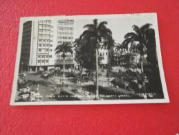 Brasil Brazil Victoria Praca Costa Pereira Est. De Esp. Santo 1959 Foto Colombo - Vitória