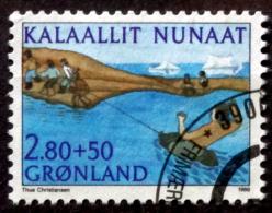 Greenland 1986 MiNr.164  (O) ( Lot L 2133 ) - Groenlandia