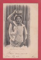 KABYLIE [Algérie] --> Jeune Fille Kabyle - Donne