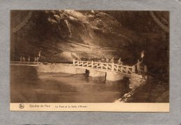 """40563     Belgio,     Grottes  De  Han  -  Le  Pont  Et  La  Salle  D""""Armes,  NV - Rochefort"""