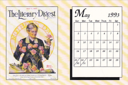 May 1993 Limited Editon Calendar Card - Astronomy