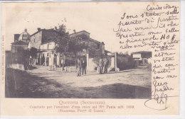CARD  QUERCETA -SERRAVEZZA  COMITATO PER L'EREZIONE D'UNA CROCE SUL M.TE PANIA (LUCCA)  -FP-V-2  -0882-17130 - Italy