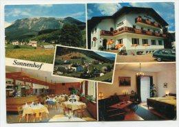AUSTRIA - AK 165969 Lackenhof - Gasthof-Pension Sonnenthal - Autres