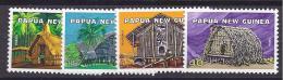 PapuaNewGuinea1980: SNAIL Michel 422-6mnh** - Architecture