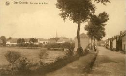 Grez-Doiceau- Vue Prise De La Gare ( Voir Verso ) - Grez-Doiceau