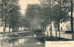Grez-Doiceau - Le Train -1908 ( Voir Verso ) - Grez-Doiceau