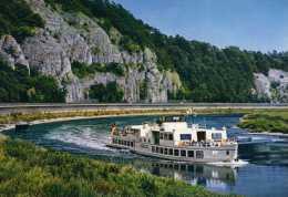 02834 - Motorschiff STADT HAMELN Auf Der Weser - Paquebots