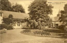 Nethen - Château De Néthen - Cour Intérieur - Grez-Doiceau