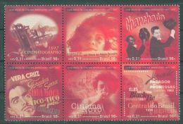 Brazil - 1998 Movies MNH__(TH-3431) - Brazil